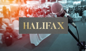 Halifax networking event