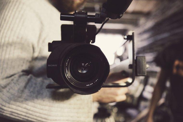 camera videoblogging image