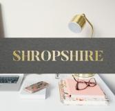 Shropshire training button image