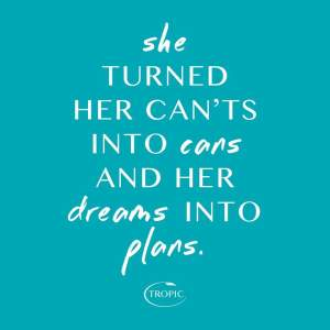 tropic with laura quote image
